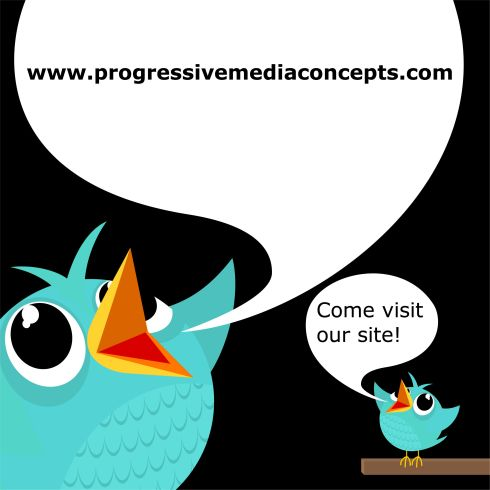 Progressive Media Concepts, social media marketing, social media management